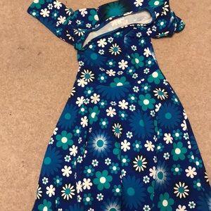 Floral LLR dress